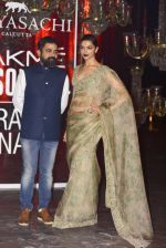 Deepika Padukone at Sabyasachi Show Grand Finale at Lakme Fashion Week 2016 on 28th Aug 2016 (214)_57c5430082c13.JPG