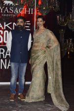 Deepika Padukone at Sabyasachi Show Grand Finale at Lakme Fashion Week 2016 on 28th Aug 2016 (216)_57c5430ea1aee.JPG