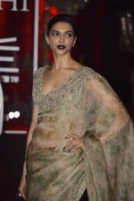 Deepika Padukone at Sabyasachi Show Grand Finale at Lakme Fashion Week 2016 on 28th Aug 2016 (219)_57c5432160187.JPG