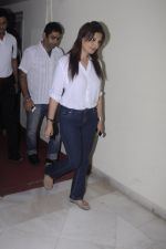 Deepshikha at Krishna Abhishek_s fathers prayer meet on 29th Aug 2016 (35)_57c554b428e83.JPG