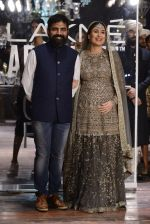 Kareena Kapoor walk the ramp for Sabyasachi Show Grand Finale at Lakme Fashion Week 2016 on 28th Aug 2016 (241)_57c5462314be3.JPG