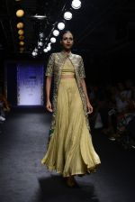 Model walk the ramp for Architha Narayanam Show at Lakme Fashion Week 2016 on 28th Aug 2016  (18)_57c542049b9f1.JPG