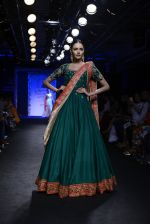 Model walk the ramp for Architha Narayanam Show at Lakme Fashion Week 2016 on 28th Aug 2016  (21)_57c5421a8f35c.JPG