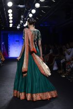 Model walk the ramp for Architha Narayanam Show at Lakme Fashion Week 2016 on 28th Aug 2016  (22)_57c542234f44b.JPG