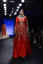 Model walk the ramp for Architha Narayanam Show at Lakme Fashion Week 2016 on 28th Aug 2016  (26)_57c5424dc673e.JPG