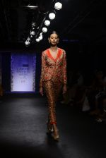 Model walk the ramp for Architha Narayanam Show at Lakme Fashion Week 2016 on 28th Aug 2016  (3)_57c541a106d23.JPG