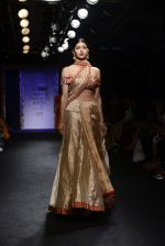 Model walk the ramp for Architha Narayanam Show at Lakme Fashion Week 2016 on 28th Aug 2016  (34)_57c542a327287.JPG