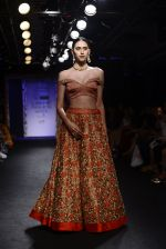 Model walk the ramp for Architha Narayanam Show at Lakme Fashion Week 2016 on 28th Aug 2016  (38)_57c542ce9ae3f.JPG