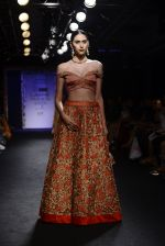 Model walk the ramp for Architha Narayanam Show at Lakme Fashion Week 2016 on 28th Aug 2016  (39)_57c542db78ff6.JPG