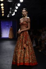Model walk the ramp for Architha Narayanam Show at Lakme Fashion Week 2016 on 28th Aug 2016  (40)_57c542e86db93.JPG