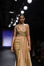Model walk the ramp for Architha Narayanam Show at Lakme Fashion Week 2016 on 28th Aug 2016  (7)_57c541b861f43.JPG