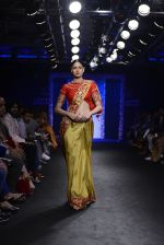 Model walk the ramp for Architha Narayanam Show at Lakme Fashion Week 2016 on 28th Aug 2016  (12)_57c541d78e237.JPG