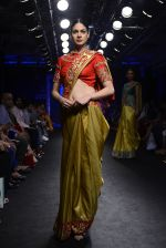 Model walk the ramp for Architha Narayanam Show at Lakme Fashion Week 2016 on 28th Aug 2016  (16)_57c541f7d3a31.JPG