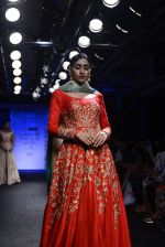 Model walk the ramp for Architha Narayanam Show at Lakme Fashion Week 2016 on 28th Aug 2016  (27)_57c54258ca482.JPG