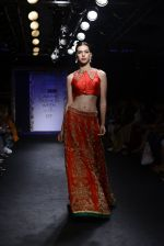Model walk the ramp for Architha Narayanam Show at Lakme Fashion Week 2016 on 28th Aug 2016  (31)_57c5428624dae.JPG