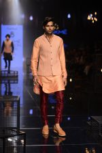Model walk the ramp for Kunal Rawal Show at Lakme Fashion Week 2016 on 28th Aug 2016 (154)_57c5461e7efd4.JPG