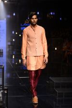 Model walk the ramp for Kunal Rawal Show at Lakme Fashion Week 2016 on 28th Aug 2016 (156)_57c546393648b.JPG