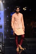 Model walk the ramp for Kunal Rawal Show at Lakme Fashion Week 2016 on 28th Aug 2016 (157)_57c54643e68ce.JPG