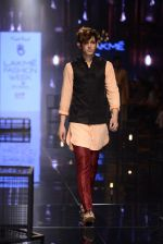 Model walk the ramp for Kunal Rawal Show at Lakme Fashion Week 2016 on 28th Aug 2016 (171)_57c546b224e54.JPG