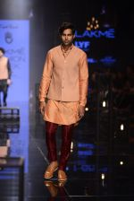 Model walk the ramp for Kunal Rawal Show at Lakme Fashion Week 2016 on 28th Aug 2016 (151)_57c545f232814.JPG