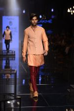 Model walk the ramp for Kunal Rawal Show at Lakme Fashion Week 2016 on 28th Aug 2016 (153)_57c5460b98a88.JPG