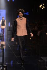 Model walk the ramp for Kunal Rawal Show at Lakme Fashion Week 2016 on 28th Aug 2016 (160)_57c5465968dea.JPG