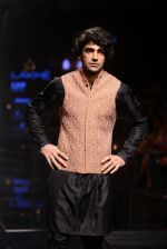 Model walk the ramp for Kunal Rawal Show at Lakme Fashion Week 2016 on 28th Aug 2016 (166)_57c5468d5beb4.JPG