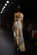 Model walk the ramp for Sanjukta Dutta Show at Lakme Fashion Week 2016 on 28th Aug 2016 (10)_57c540cc7a137.JPG