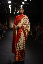 Model walk the ramp for Sanjukta Dutta Show at Lakme Fashion Week 2016 on 28th Aug 2016 (11)_57c540d26e825.JPG