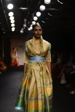 Model walk the ramp for Sanjukta Dutta Show at Lakme Fashion Week 2016 on 28th Aug 2016 (14)_57c540df29ee0.JPG