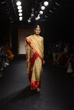 Model walk the ramp for Sanjukta Dutta Show at Lakme Fashion Week 2016 on 28th Aug 2016 (15)_57c540e34969c.JPG