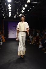 Model walk the ramp for Sumona Parekh Show at Lakme Fashion Week 2016 on 28th Aug 2016 (51)_57c541115c220.JPG