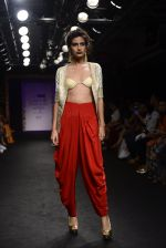 Model walk the ramp for Sumona Parekh Show at Lakme Fashion Week 2016 on 28th Aug 2016 (56)_57c5412fddc8a.JPG