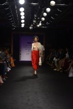 Model walk the ramp for Sumona Parekh Show at Lakme Fashion Week 2016 on 28th Aug 2016 (53)_57c54122ad984.JPG