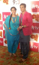 Prince Narula,Arsha Goswami at &tv new show launch on 30th Aug 2016 (11)_57c55a9f1b76a.JPG