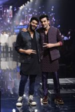 Ranbir Kapoor walk the ramp for Kunal Rawal Show at Lakme Fashion Week 2016 on 28th Aug 2016 (752)_57c54a4fddecc.JPG