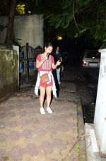 Sanya Malhotra with Dangal team snapped at Hakassan on 29th Aug 2016 (17)_57c5501ee7513.JPG