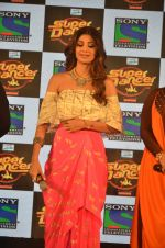 Shilpa Shetty at Super Dancer launch on 29th Aug 2016 (42)_57c552e757718.JPG