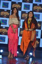 Shilpa Shetty, Geeta Kapoor at Super Dancer launch on 29th Aug 2016 (46)_57c5529cc267d.JPG