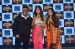 Shilpa Shetty, Geeta Kapoor, Anurag Basu at Super Dancer launch on 29th Aug 2016 (60)_57c552a7a047e.JPG