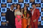 Shilpa Shetty, Geeta Kapoor, Anurag Basu at Super Dancer launch on 29th Aug 2016 (51)_57c552531dbc9.JPG
