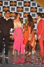 Shilpa Shetty, Geeta Kapoor, Anurag Basu at Super Dancer launch on 29th Aug 2016 (57)_57c5533828333.JPG