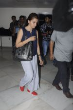 Shruti Seth at Krishna Abhishek_s fathers prayer meet on 29th Aug 2016 (55)_57c55549ec0fa.JPG