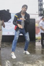 Sidharth Malhotra at iit powai for marathon on 29th Aug 2016 (22)_57c54ad89d333.JPG