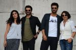 Anil Kapoor, Arjun Kapoor, Adhuna Akhtar snapped at Mehboob on 31st Aug 2016 (100)_57c7db2c709fc.JPG