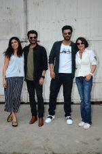 Anil Kapoor, Arjun Kapoor, Adhuna Akhtar snapped at Mehboob on 31st Aug 2016 (103)_57c7db2e756e8.JPG