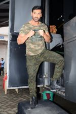 John Abraham snapped at Mehboob on 31st Aug 2016 (29)_57c7dc82218d6.JPG