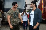 John Abraham, Arjun Kapoor snapped at Mehboob on 31st Aug 2016 (44)_57c7db469ce47.JPG