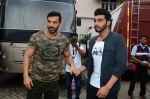 John Abraham, Arjun Kapoor snapped at Mehboob on 31st Aug 2016 (45)_57c7dc93cd8d9.JPG