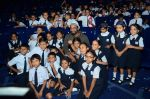 Remo D souza with kids for The flying jatt screening on 30th Aug 2016 (20)_57c7cd9a1a50d.JPG